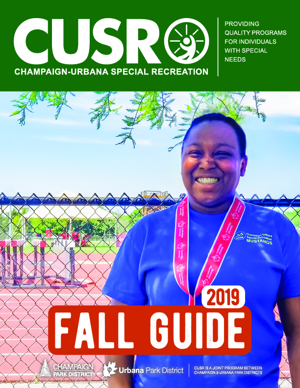 CUSR PROGRAM GUIDE FALL 2019 Cover