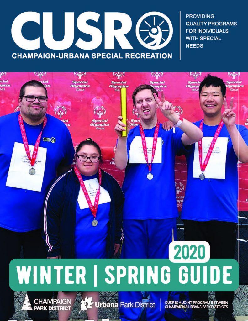 CUSR Winter/Spring 2020 Program Guide